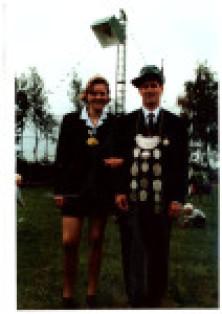 Königspaar 1996