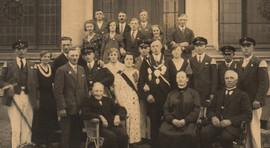 Königspaar 1933