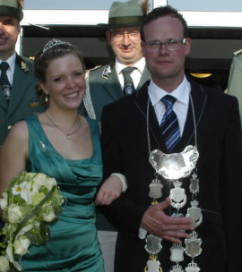 Königspaar 2013