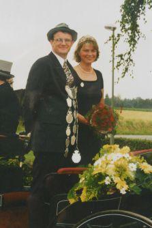 Königspaar 1999